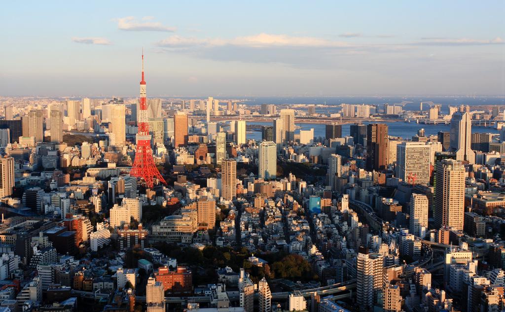 Tokyo City View展望室-東京鐵塔側 圖片取自https://www.flickr.com/photos/58847482@N03/5780545832