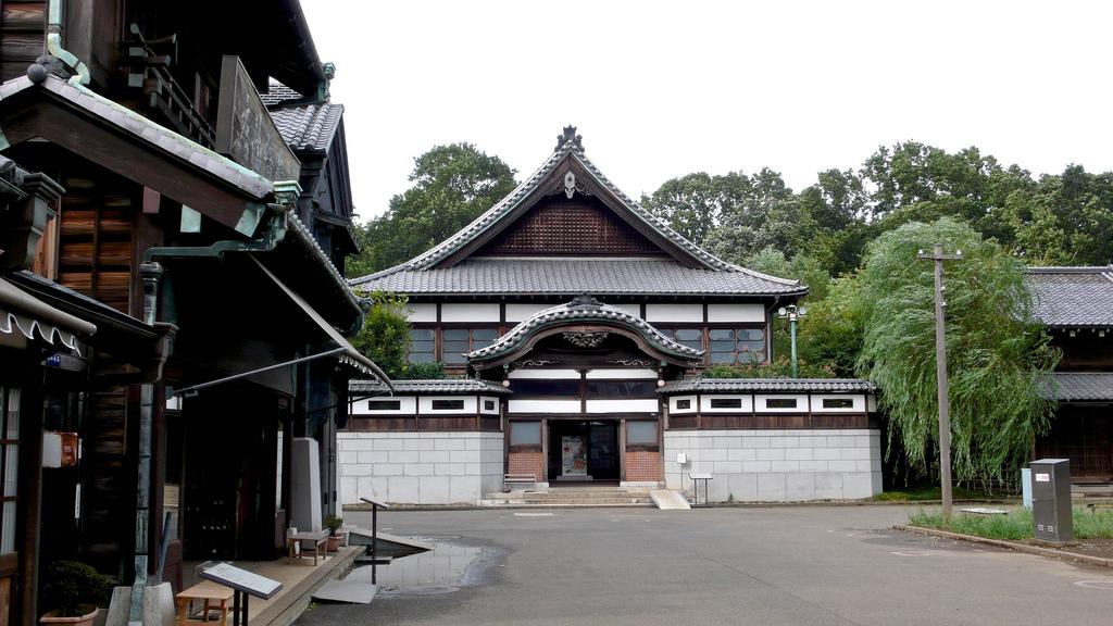 子寶湯(日本傳統澡堂) 圖片取自https://www.flickr.com/photos/joelfukuzawa/7320278922