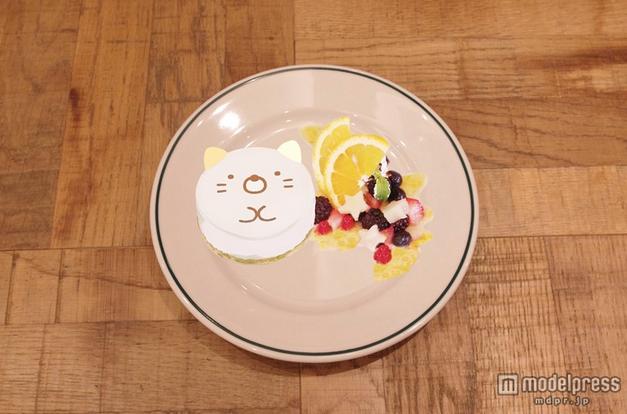 白貓蛋糕。圖片取自:http://travel.mdpr.jp/photo/detail/1801478