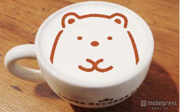 白熊君草莓拿鐵。圖片取自:http://travel.mdpr.jp/photo/detail/1801480