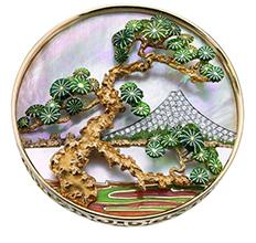 BVLGARI珠寶展。圖片取自:http://www.tnm.jp/modules/r_free_page/index.php?id=1733