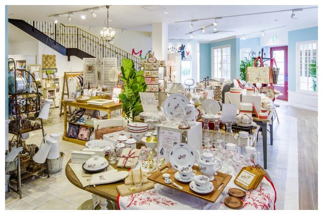Gaspard & Lisa商店。圖片取自官網。