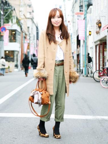 3月穿搭示意。圖片取自:http://mcha.jp/15327