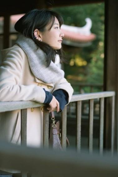 1~2月穿搭。圖片取自:http://mcha.jp/15327