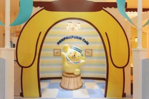 布丁狗橫濱店,圖片取自官網。