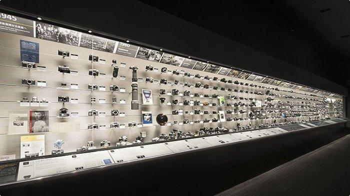 Nikon Museum,圖片取自官網。