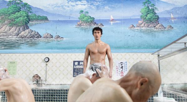 羅馬浴場劇照。