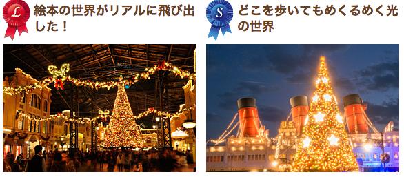 2015迪士尼聖誕節,圖片取自:http://goo.gl/ipcO9W。