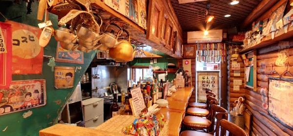 人形町駄菓子吧。圖片取自官網。